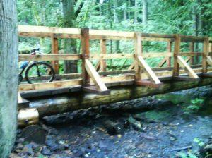Grand ridge bridge